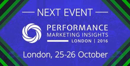 Ga jij naar de Performance Marketing Insights in Londen?
