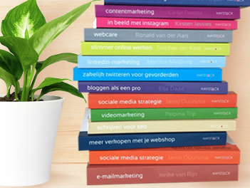 Vers van de pers: cover & titel affiliate marketing boek