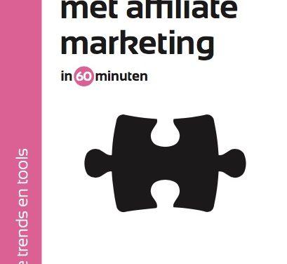 Review #5: Meer klanten met affiliate marketing in 60 minuten