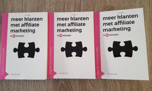 Review #6: Meer klanten met affiliate marketing