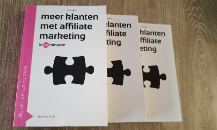 Review #2, #3 en #4: Meer klanten met affiliate marketing