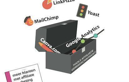Top 5: tools in jouw affiliate gereedschapskist