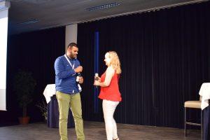 Bedankt Sooradj Chhattargun voor jouw toffe presentatie!