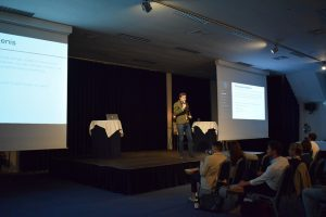 Tradetracker bas dokter presentatie