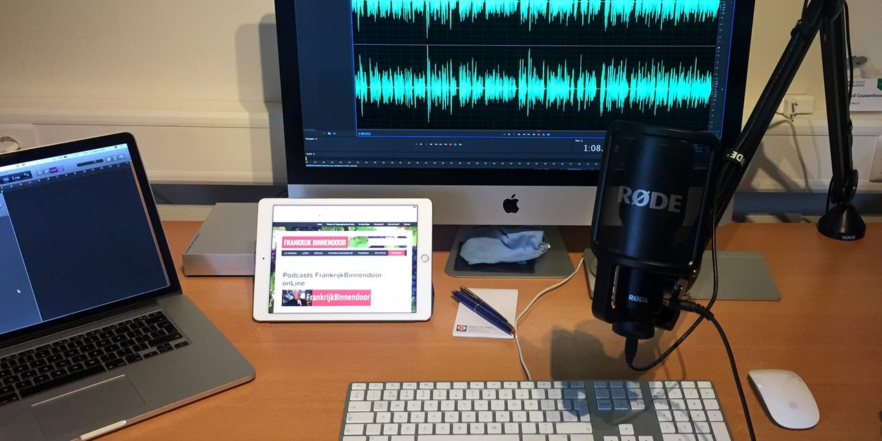"""Ik geloof in de combinatie van podcasts en affiliate marketing"" [Interview]"