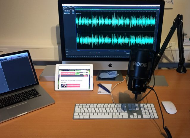 podcasts en affiliate marketing frankrijk binnendoor