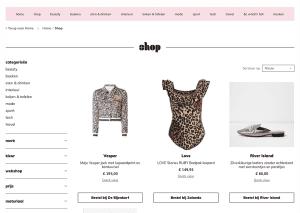 shopsuite shop voorbeeld
