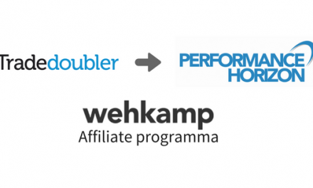 Wehkamp definitief in zee met Performance Horizon