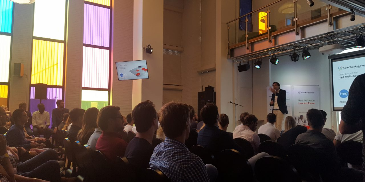 TradeTracker's Real Attribution Launch Party was een succes