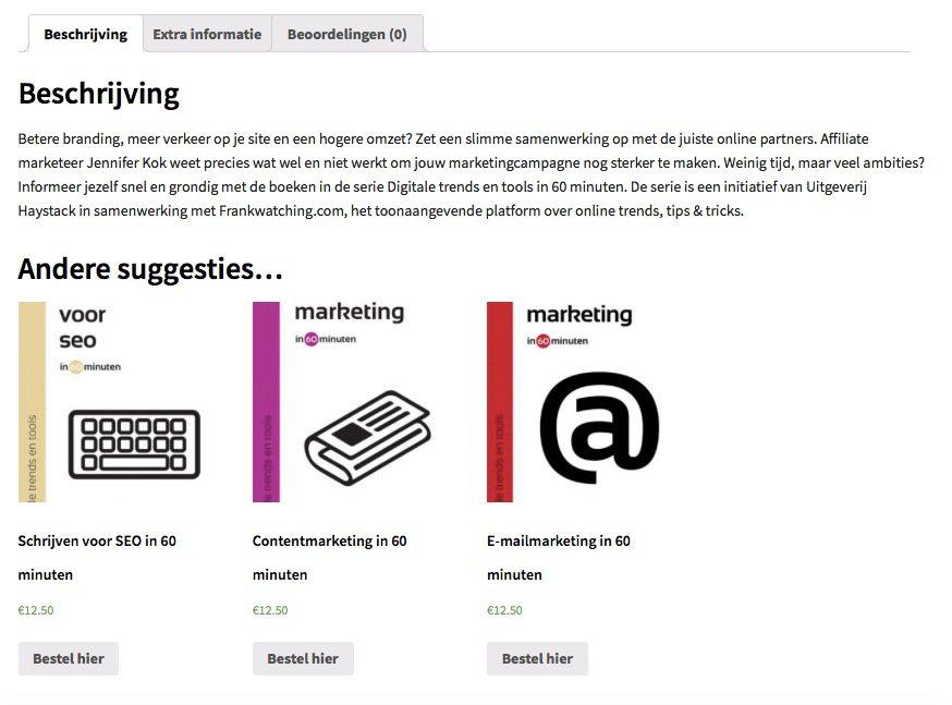 Datafeedr productpagina
