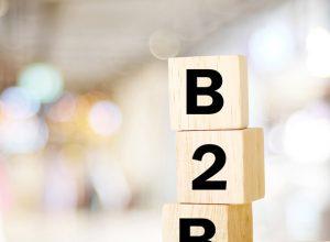 b2b affiliate