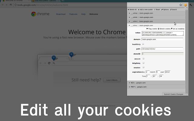 edit this cookie plugin