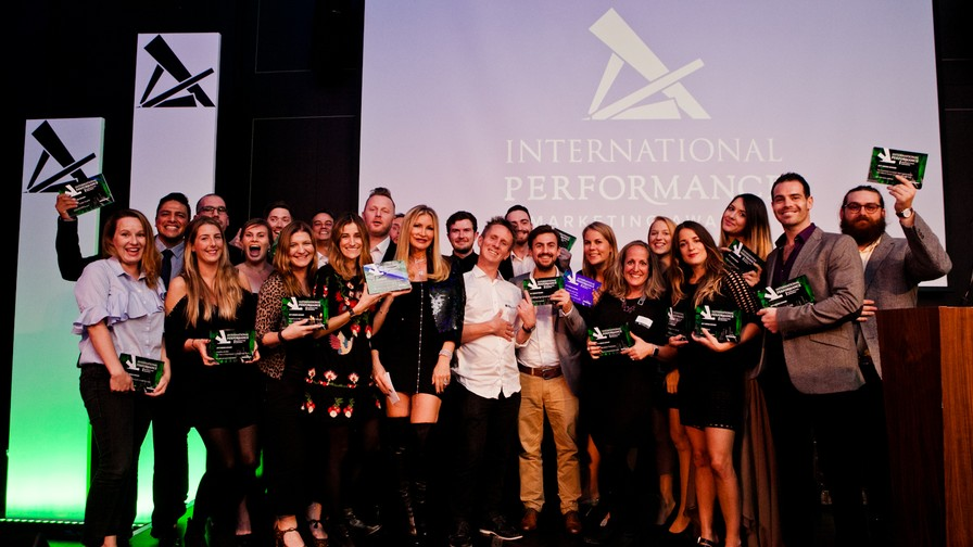 De winnaars International Performance Marketing Awards