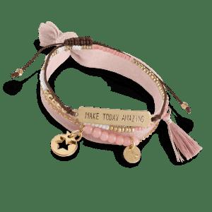 Pink Ribbon armband affiliate
