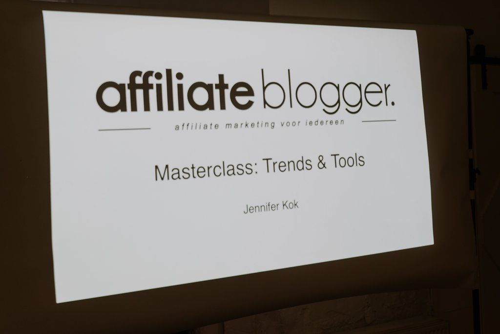 Affiliateblogger Masterclass Trends & Tools