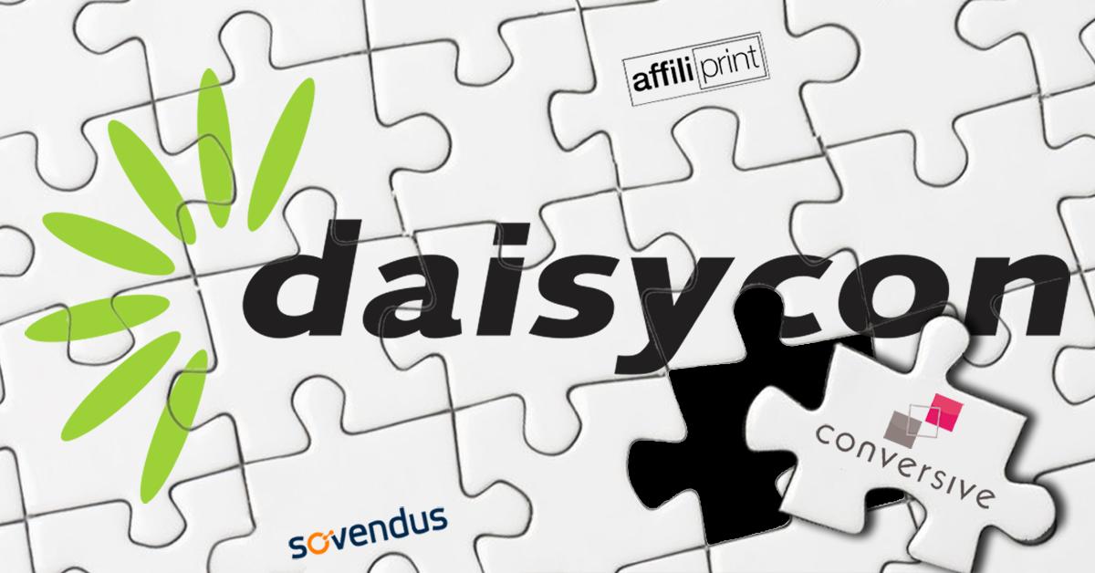 Daisycon neemt Conversive over