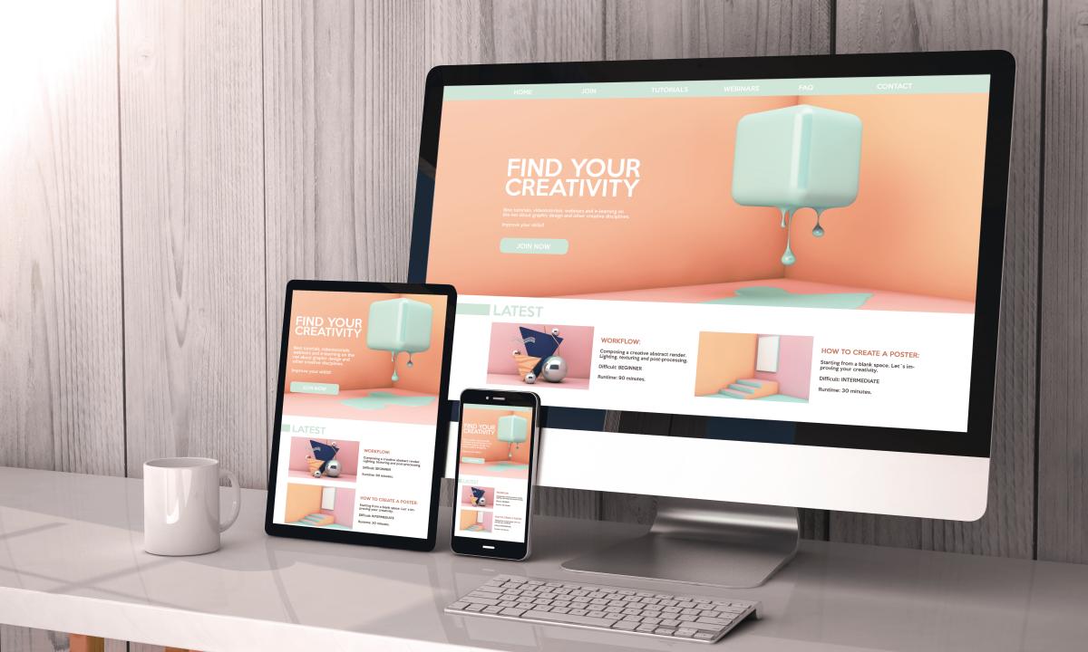 website maken 2021